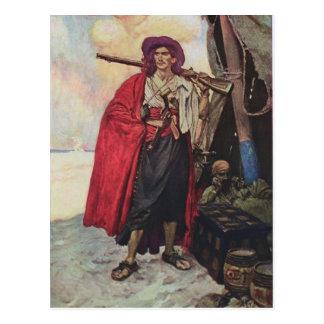 Piratas en tierra postal