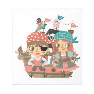 Piratas femeninos blocs