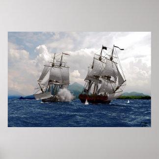 piratas II Póster