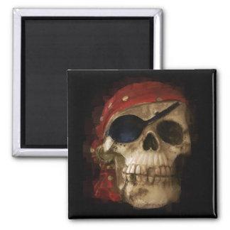 Piratas Imán Cuadrado