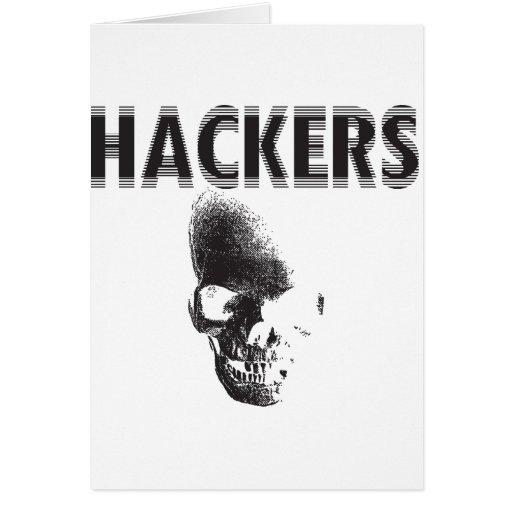 Piratas informáticos tarjeton