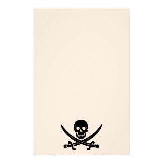 Piratas inmóviles papelería
