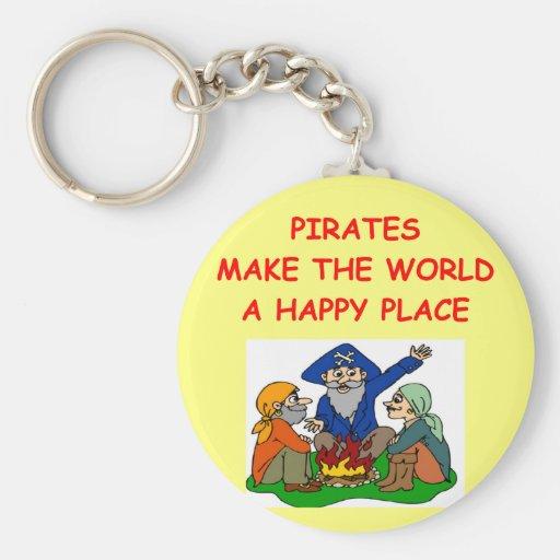 piratas llaveros personalizados