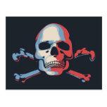 Piratas para el cambio postal