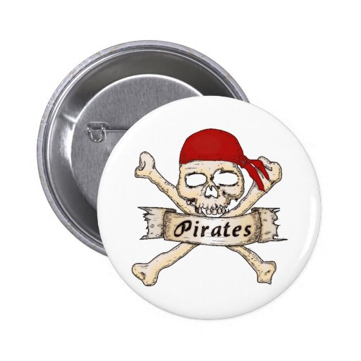 Piratas Pin