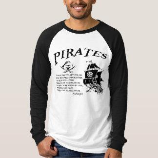 Piratas Playera