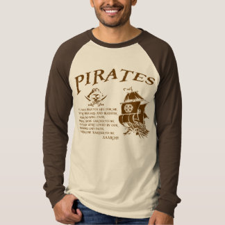 Piratas Polera