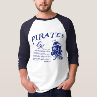 Piratas Poleras