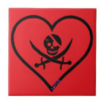 piratas tejas  cerámicas