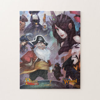 Pirate101 & Wizard101 Puzzle