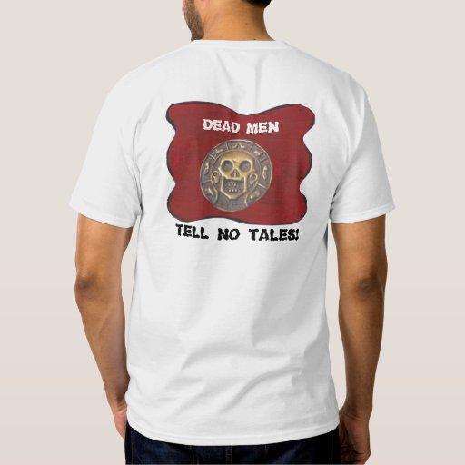 ¡Pirate2, NO CUENTAN NINGÚN CUENTO! , Camiseta MUE Playeras