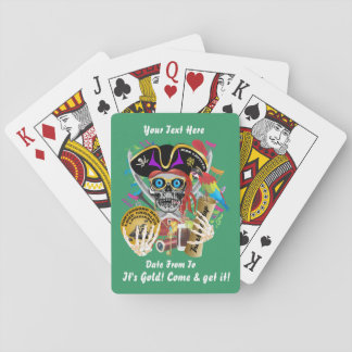 Pirate 2 Contraband Days View about Design Deck Of Cards