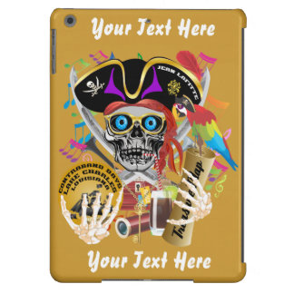 Pirate 2 iPad Air CMate Plus View About Design iPad Air Case