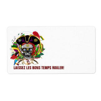 Pirate-2, LAISSEZ LES BONS TEMPS ROULER! Label