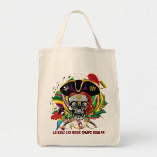 Pirate-2, LAISSEZ LES BONS TEMPS ROULER! Tote Bag