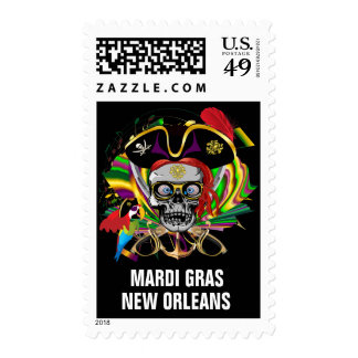 Pirate-2, NEW ORLEANS Sellos