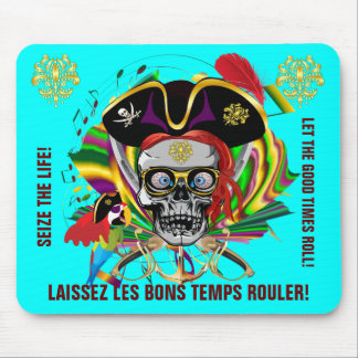 Pirate-2, Theme Parties Mouse Pad