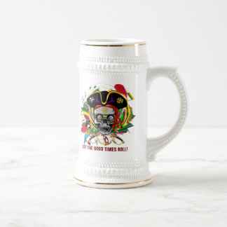 Pirate-2, Who Da King V-1 Theme Party Beer Stein