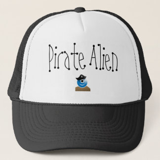 Pirate Alien Hat
