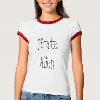 Pirate Alien Shirt