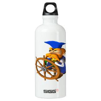 Pirate Aluminum Water Bottle