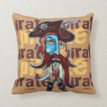 Pirate American MoJo Pillow