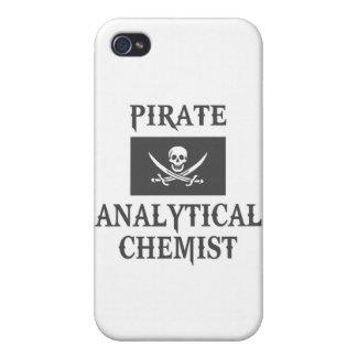 Pirate Analytical Chemist iPhone 4 Case