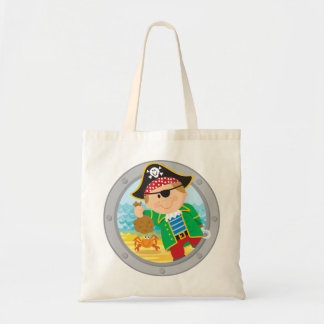 Pirate and Crab Bag