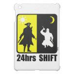 Pirate and ninja, 24hrs shift iPad mini cover