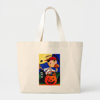 pirate and pumpkin bags