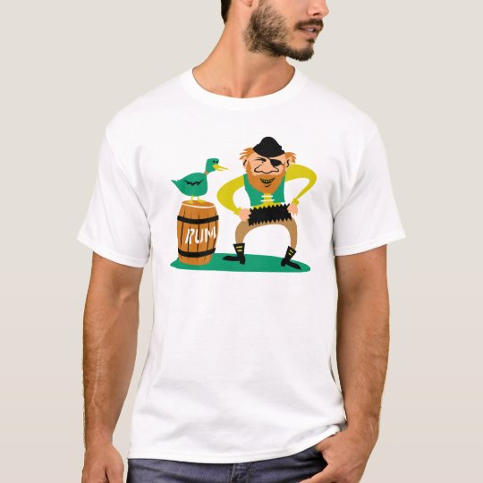 Pirate and Rum T-Shirt