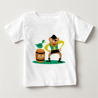 Pirate and Rum T Shirt
