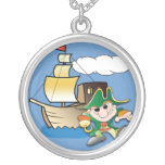 Pirate and Ship Jewelry