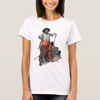Pirate And Treasure T-Shirt