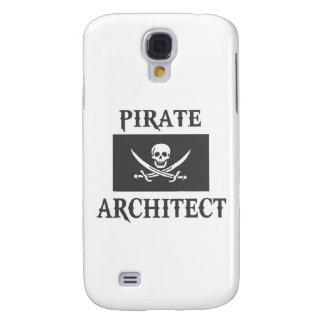 Pirate Architect Galaxy S4 Cases