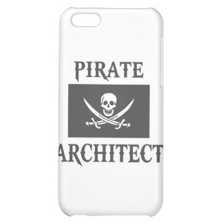 Pirate Architect Cover For iPhone 5C