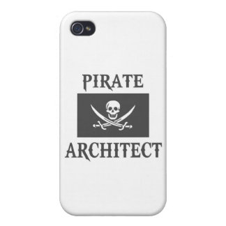 Pirate Architect Covers For iPhone 4