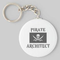 Pirate Architect Key Chain