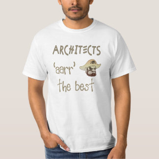 Pirate Architect T-Shirt