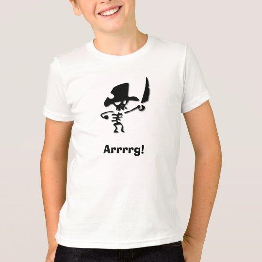 Pirate Arrrrg T-Shirt