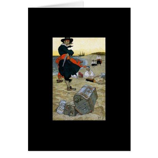 Pirate Art Card