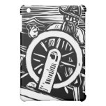 Pirate at the Helm Cover For The iPad Mini