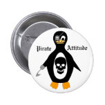 Pirate Attitude Buttons