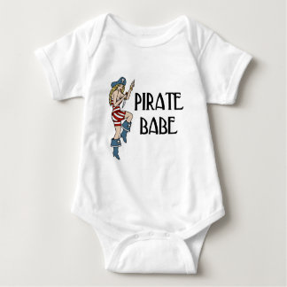 Pirate Babe T Shirt