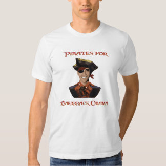 Pirate Barack T-shirt