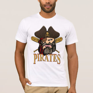 Pirate Baseball T-Shirt