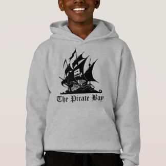 Pirate Bay, Illegal Torrent Internet Piracy Hoodie