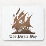 Pirate Bay, Internet Piracy Mousepads