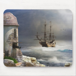 Pirate Bay Mouse Pad