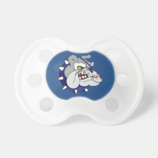 Pirate Beastly Bulldog Zombie BooginHead Pacifier